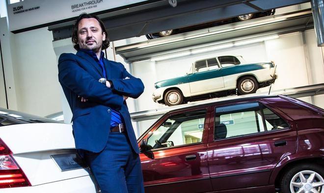 劳斯莱斯品牌首席设计师Jozef Kaban在入职仅6个月后突然离职
