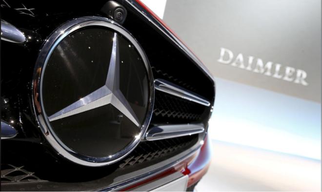 戴姆勒再发盈利预警:预计2019年利润减半 奔驰销售回报率降至4%