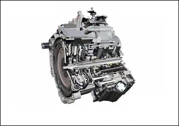 DQ200 7速干式双离合变速箱