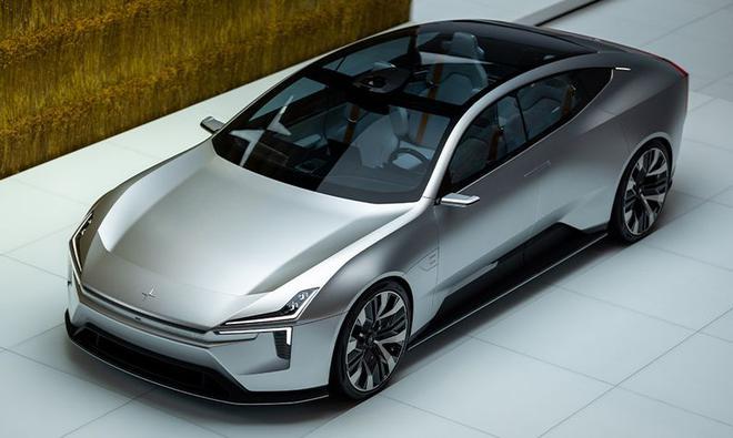 图注:Polestar希望Precept量产版车型尽可能接近后者的第一次迭代成果