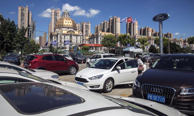 汽车市场持续低迷 美系车在华销量出现疲软