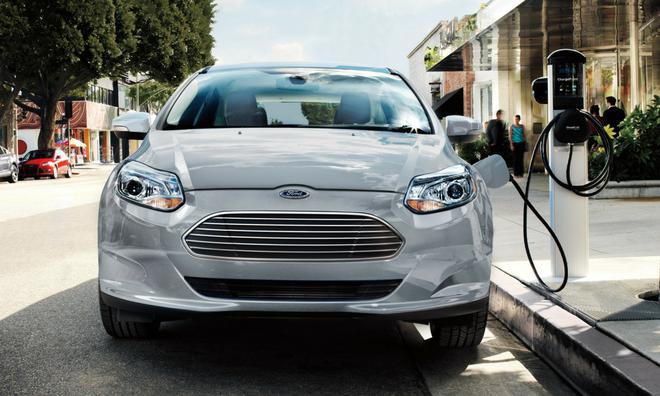 福特全球产品主管唐浩泰:电动汽车将会盈利