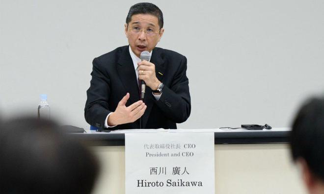 日产CEO西川广人要退位? 葫芦里卖的什么药