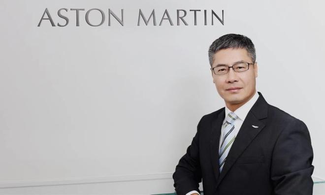 彭明山:阿斯顿马丁首款SUV 12月4日上海和洛杉矶同步首发
