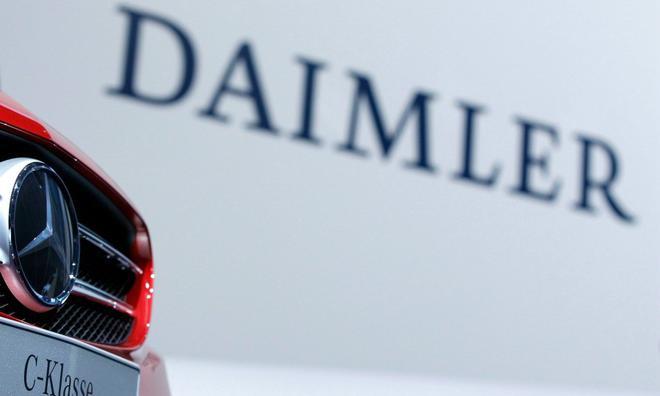 """戴姆勒可能因""""柴油门""""面临进一步召回"""