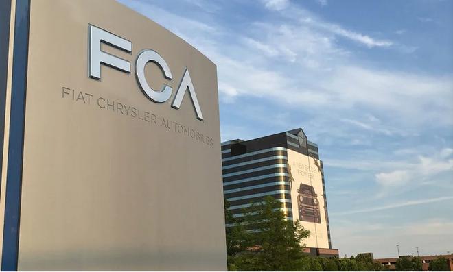 FCA因不符合美国排放标准将召回86.3万辆汽车
