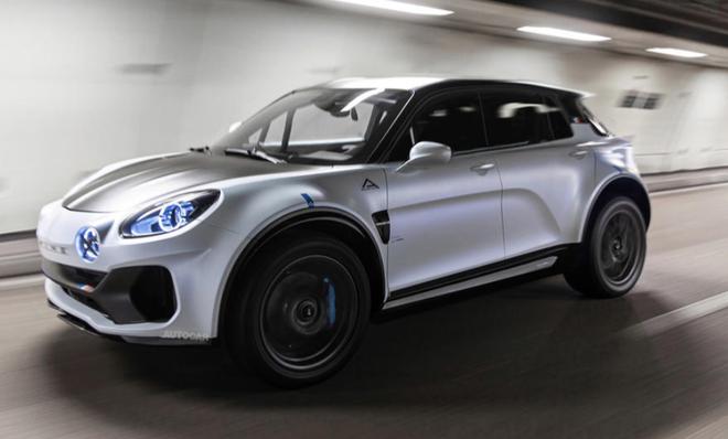雷诺或借助全新电动SUV开启复兴计划