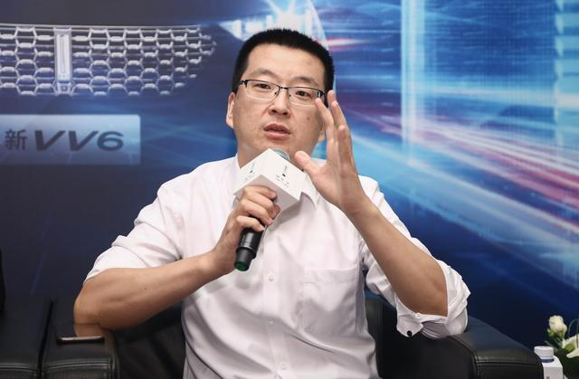 长城汽车股份有限公司WEY品牌执行副总裁刘艳钊