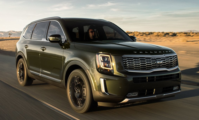 配置丰富是亮点 起亚全新大型SUV将入华