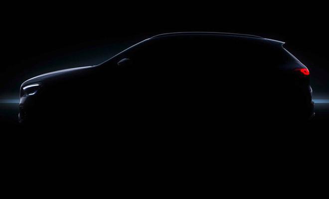 更像SUV 全新奔驰GLA将于12月11日发布