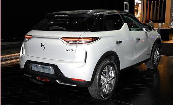 DS将在华推3款新车 或将于11月发布