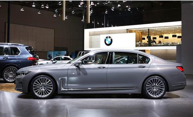 豪华市场之争 新款BMW 7系5月24日上市