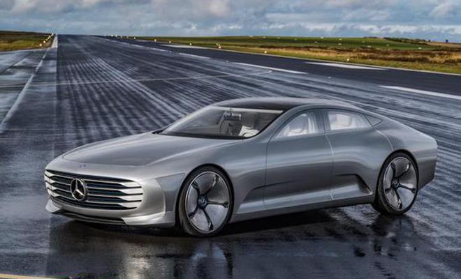 续航可达600km 奔驰EQE或于2022年推出