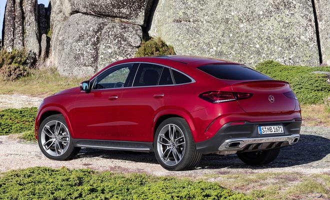 新一代奔驰GLE轿跑SUV消息 9月11日上市