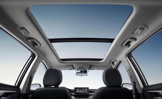 新款吉利远景X6上市 售价6.89-9.99万元
