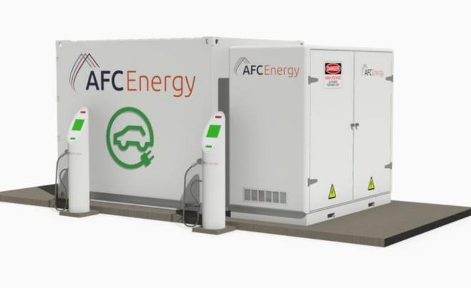 AFC能源公司推氢动力充电器 可随时随地为电动车快速充电