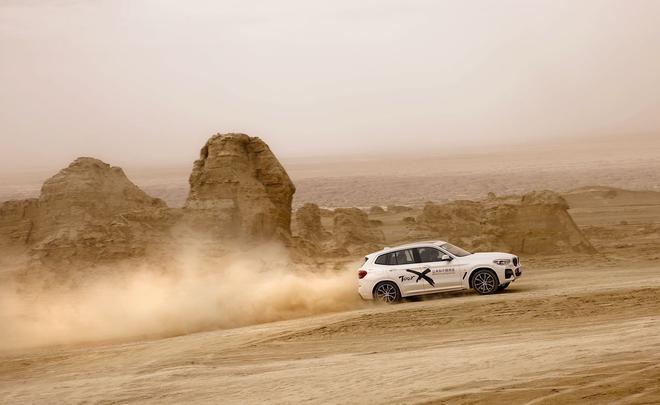 穿戈壁越沙漠 一场火星之旅 试驾宝马X3