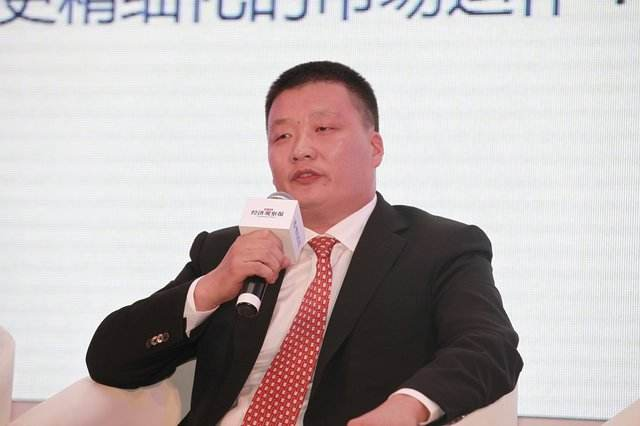 原宝能汽车副总裁蔡建军加盟爱驰汽车