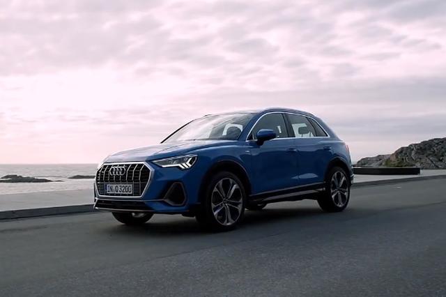 视频:奥迪未来的小型SUV 2020款奥迪Q3