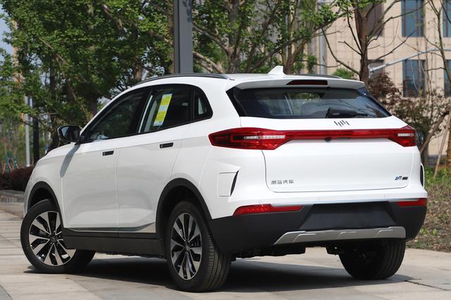 威马EX5推全新车型 续航达520km
