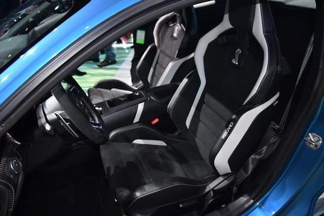 771马力 Mustang Shelby GT500动力参数