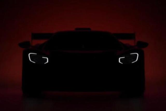 家族中最快的 福特GT特别版车型预告