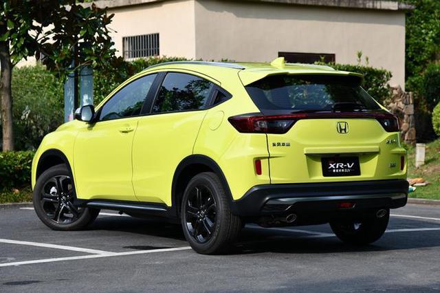 东风本田新款XR-V将上市 换1.5T发动机