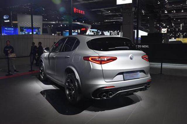 取消低功车型 2019款Giulia/Stelvio上市