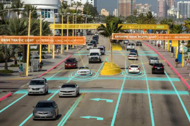 宝马奔驰等多家企业联盟自动驾驶合作