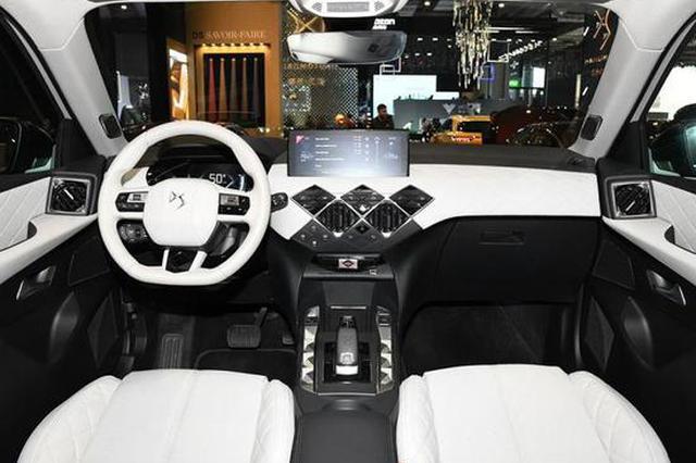 续航430公里 DS 3新能源车型海外起售