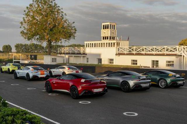 限量60台发售 马丁V8 Vantage官图发布
