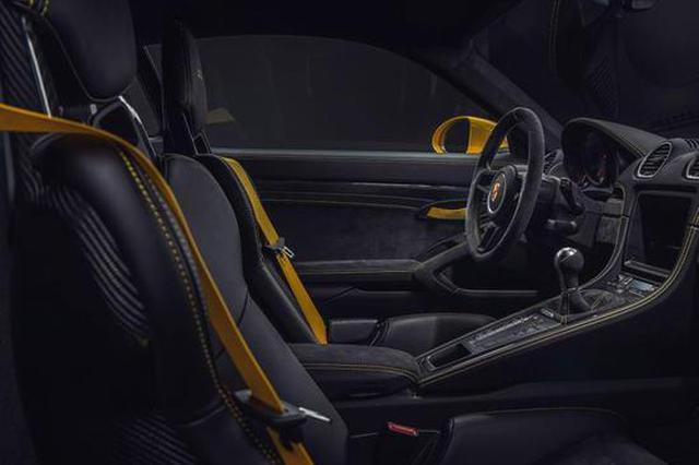 古德伍德亮相 保时捷718 Cayman GT4
