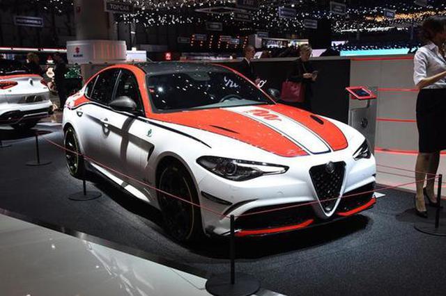 """新车货架  Giulia/Stelvio改款后 Alfa Romeo的""""生路""""在哪?"""