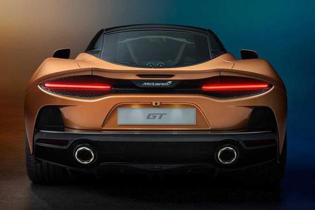 3.2秒破百 迈凯伦GT发布并开始接受预定