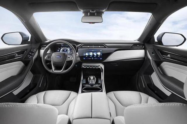 福特领界EV开启预售 补贴后预售18.28万起