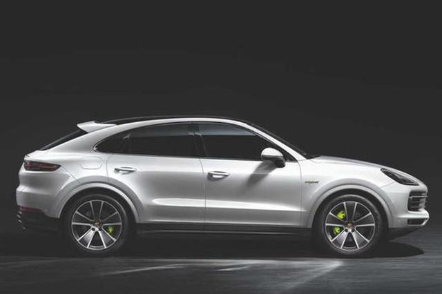 售101.20万 Cayenne Coupe插混版上市