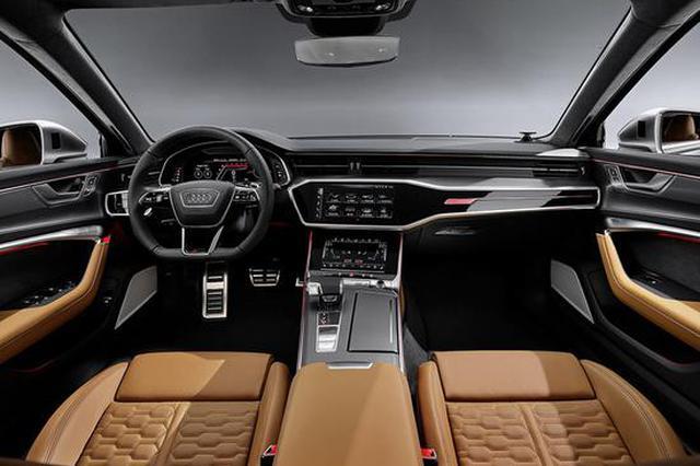凶狠再进化 奥迪全新RS6 Avant官图发布