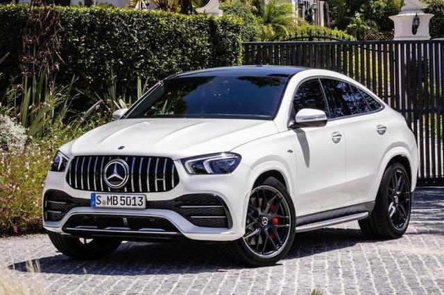 换家族新设计 奔驰GLE Coupe/GLE53发布
