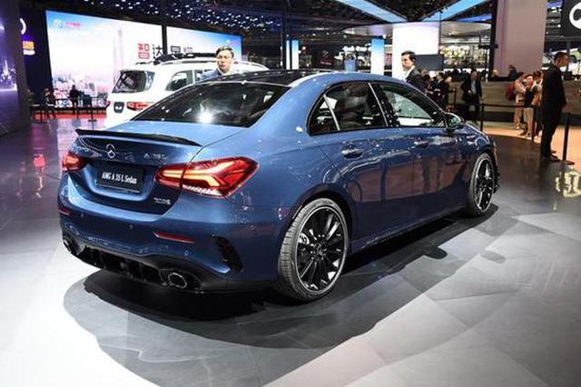 国产AMG A 35 L将于成都车展开启预售