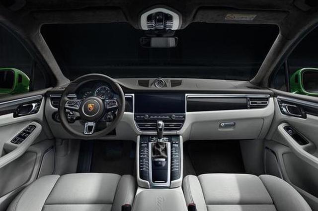 售92.50万元 新款Macan Turbo售价公布