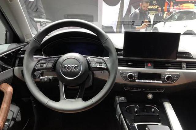 2019法兰克福车展:新款奥迪A4 allroad