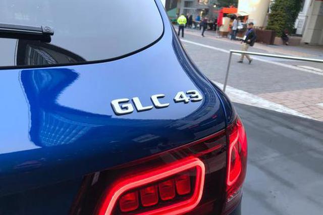 2019法兰克福车展:新款AMG GLC 43亮相