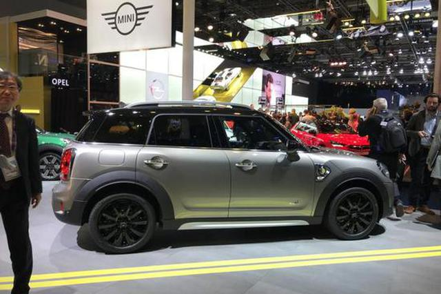 2019法兰克福车展:MINI COUNTRYMAN PHEV
