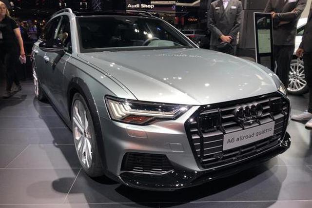 2019法兰克福车展:全新奥迪A6 allroad
