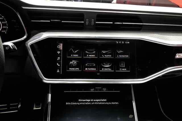 2019法兰克福车展:全新奥迪RS 6 Avant