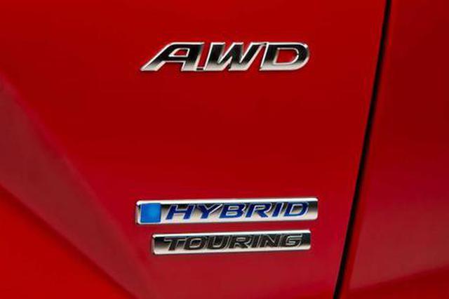 造型细节有调整 新款本田CR-V实车亮相