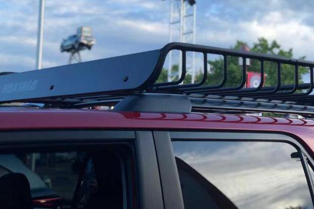 越野化升级 丰田4Runner冒险特别版发布 汽车殿堂