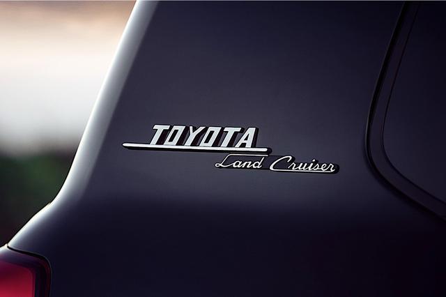 搭3.5T引擎 丰田全新兰德酷路泽或2020年7月发布