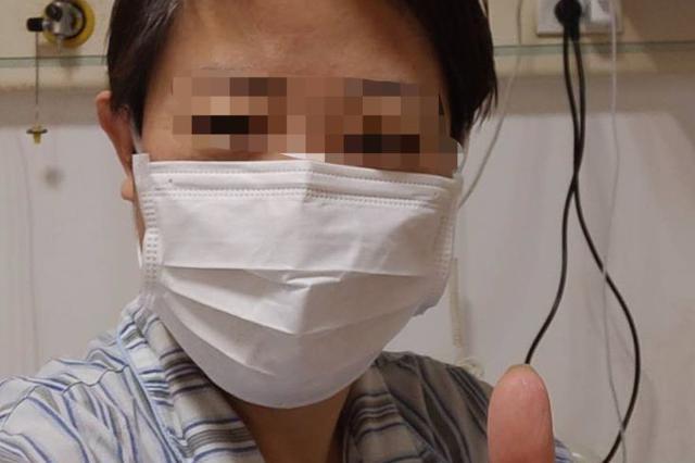宝坻百货大楼上班的她,从确诊到出院的14天