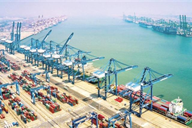 以大格局融入大战略──天津港创新发展系列报道之四